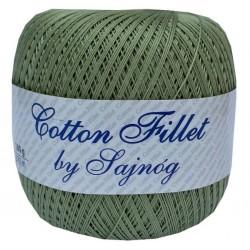 Kordonek Cotton Fillet 0071 OLIWKOWY