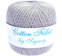 Kordonek Cotton Fillet 0080 POPIELATY