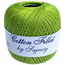 Kordonek Cotton Fillet 0146 JASNY ZIELONY