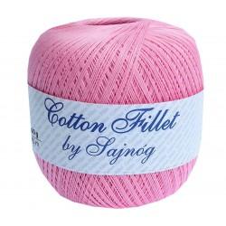 Kordonek Cotton Fillet 0532 JASNY RÓŻ