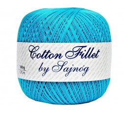 Kordonek Cotton Fillet 3846 TURKUS