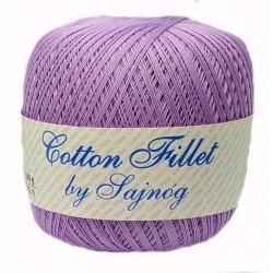 Kordonek Cotton Fillet 0058 FIOLETOWY