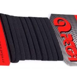 Guma płaska 5mm/2m czarna