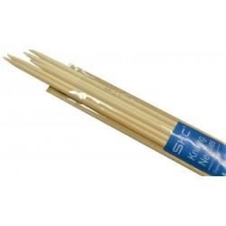 Druty bambusowe do skarpet 4,5 mm